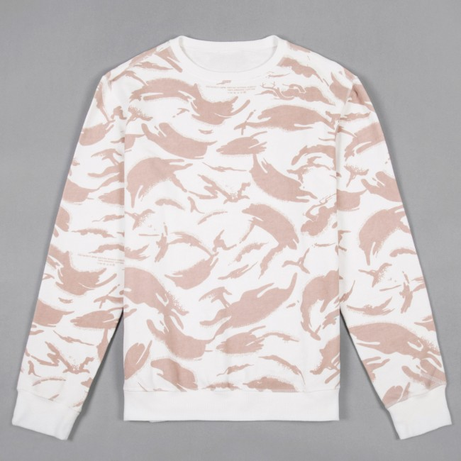 Свитшот Desert Camo Crew Sweat