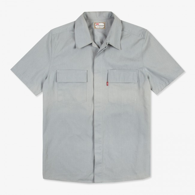 Рубашка Short Sleeve Workers Shirt