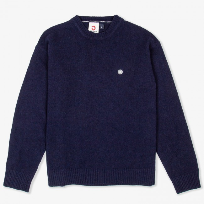 Свитер R-neck Wool Sweat