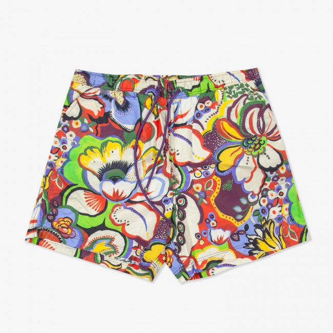 Шорты Flora Pattern Swimming Shorts