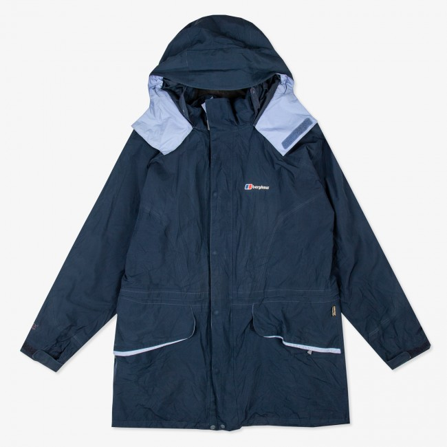 Парка Gore Tex Long Mountain Jacket