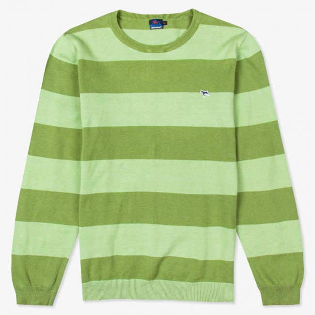 Свитер Striped Sweat