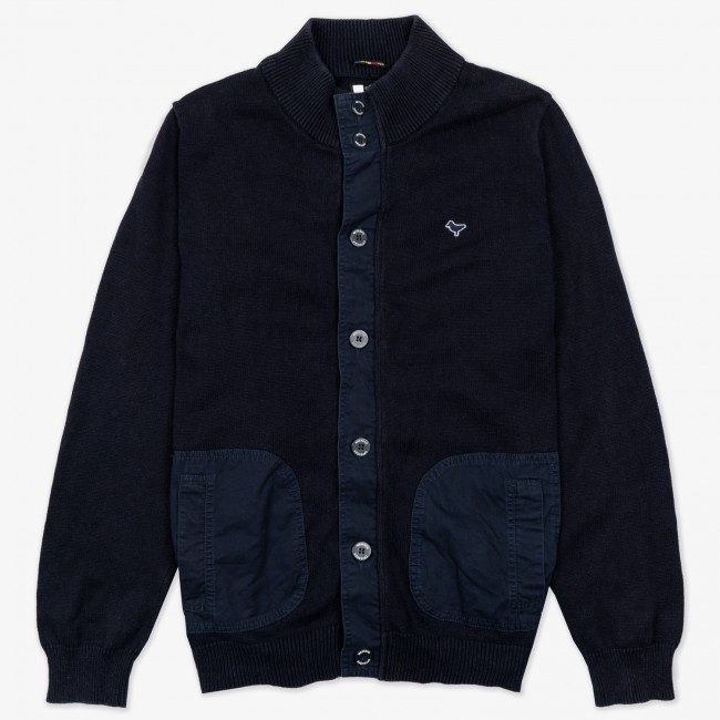 Толстовка Al Capone Buttons Up Sweat