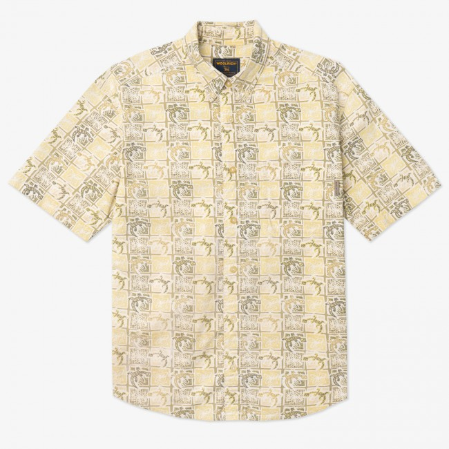 Рубашка Lizard Short Sleeve Shirt