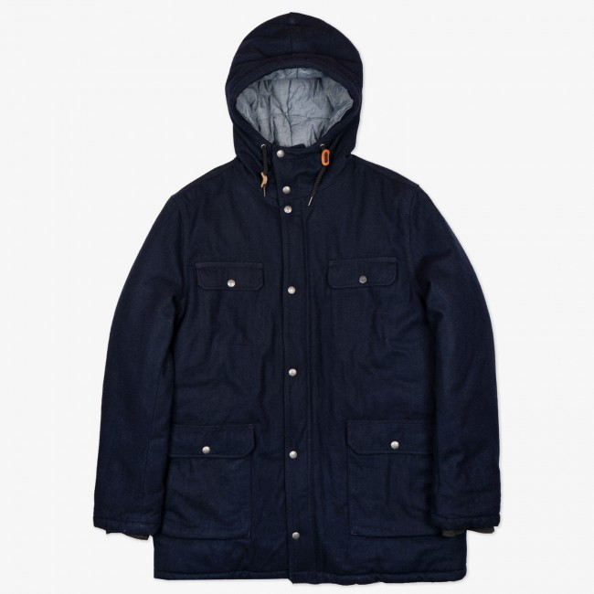 Куртка Wool Heavy Parka