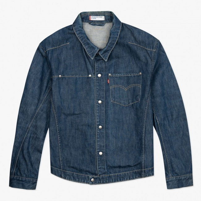 Ветровка Engineered Denim Jacket