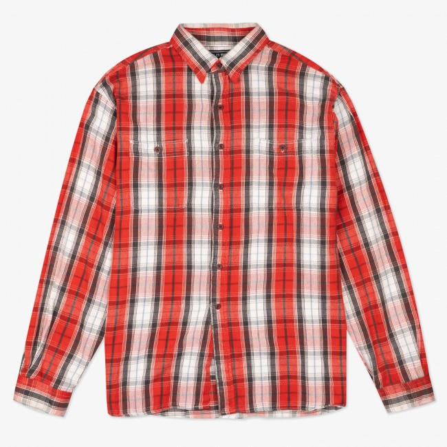 Рубашка Plaid Shirt