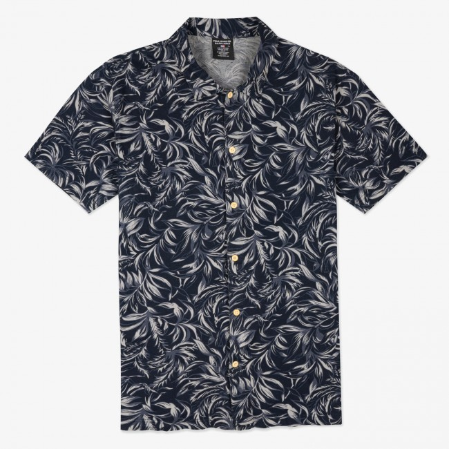 Рубашка Flora Pattern Short Sleeve Shirt