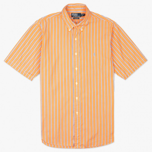 Рубашка Short Sleeve Striped Shirt
