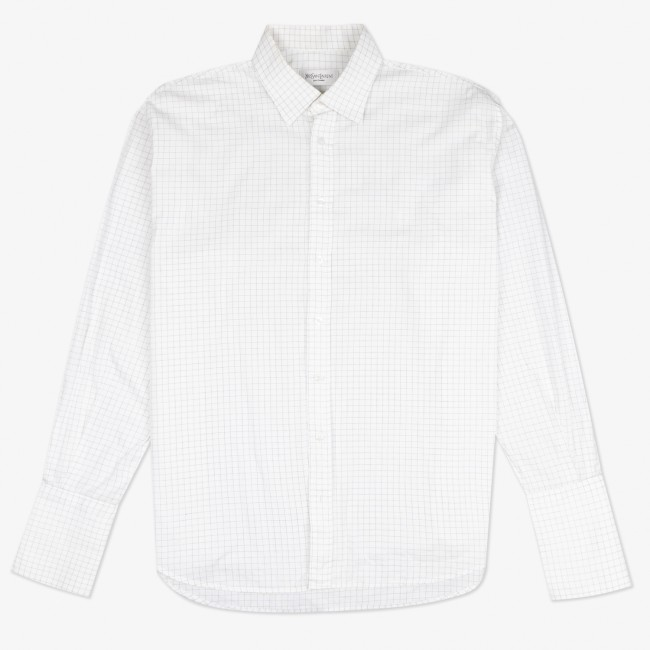 Рубашка Cufflings Gingham Shirt