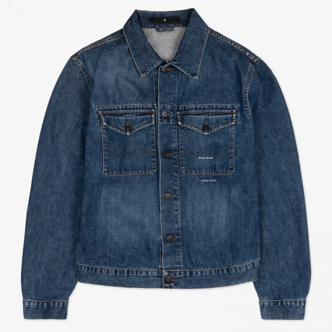 Ветровка Denim Jacket