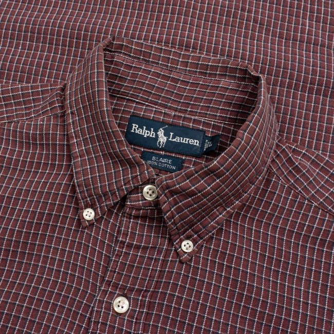 Рубашка Blaire Gingham Shirt